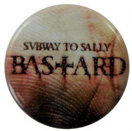 Subway to Sally - 'Bastard' Button Badge